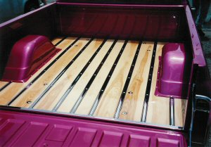 Chevy Gmc Bed Wood